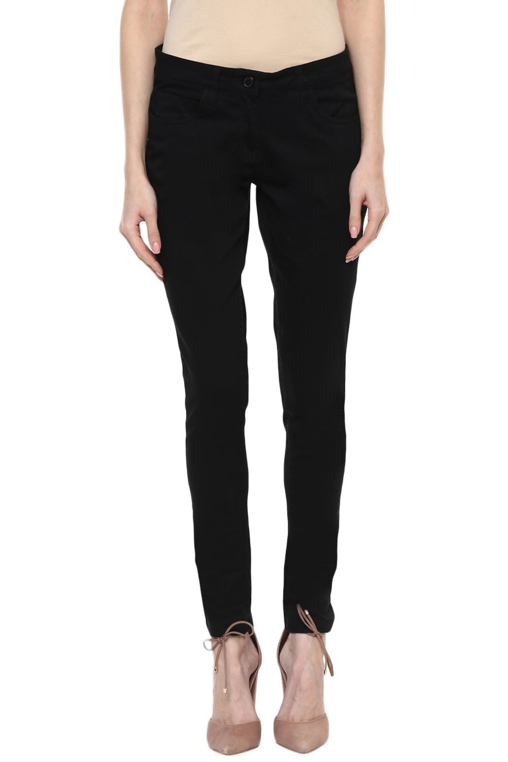 4427fc8c4fad9 Pantaloons Women Trousers - Buy Pantaloons Leggings for Women ...