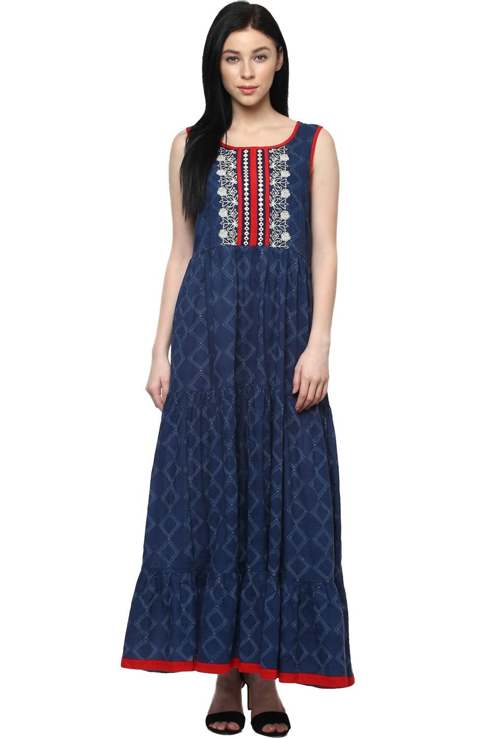 7348327ad4 Pantaloons Women Dresses - Buy Dresses for Women Online