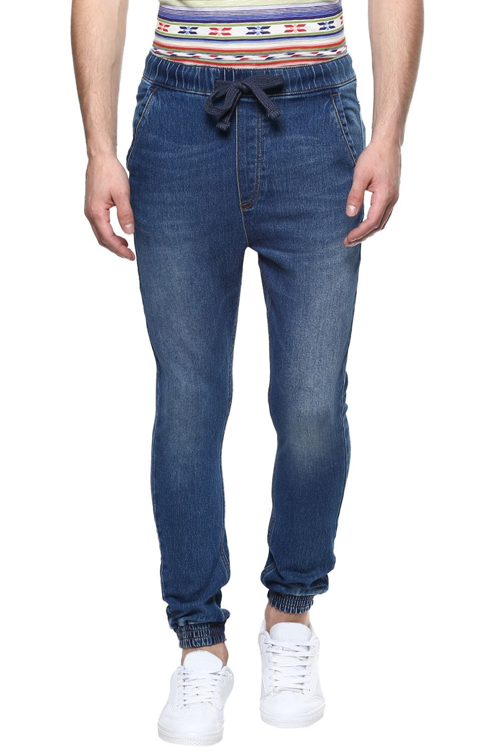 Bare Denim by Pantaloons Jeans, Pantaloons Blue Denim