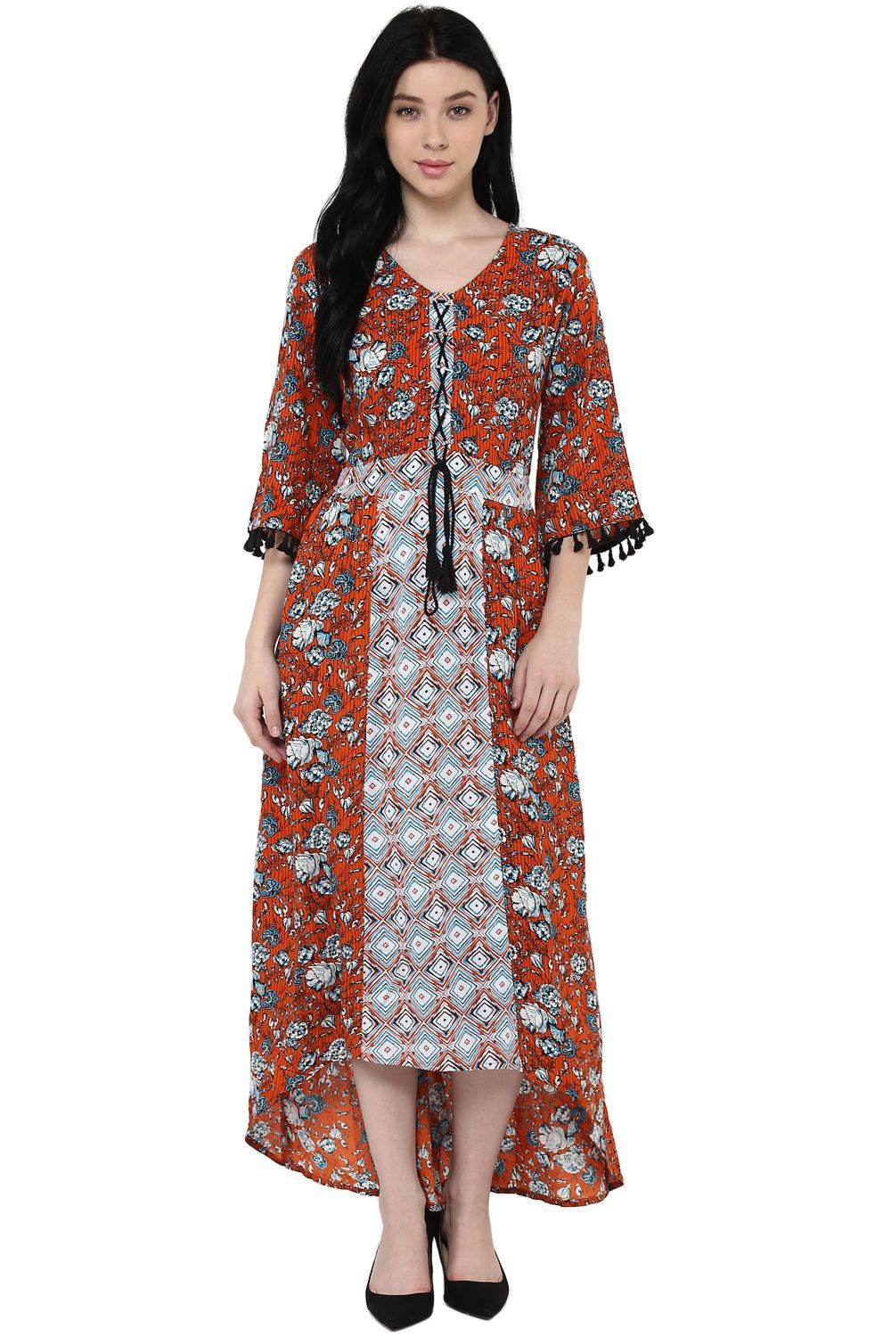 935114ba48f5 Pantaloons Kurtas   Kurtis for Women - Shop Online