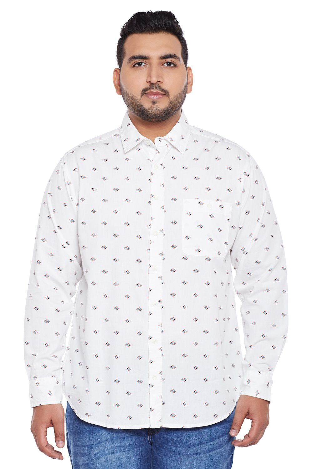 92eee793705f Plus Size Men Clothing Store Online in India