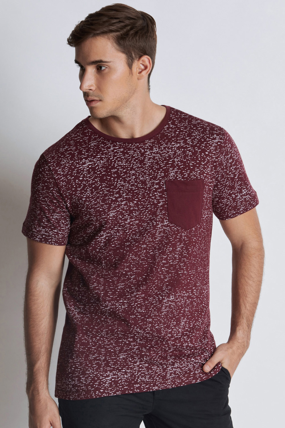 637dceca7 Buy T Shirts for Men Online with Best Price in India | Pantaloons