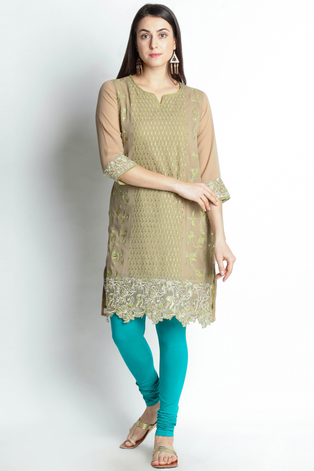 435560b8400 Pantaloons Kurtas   Kurtis for Women - Shop Online