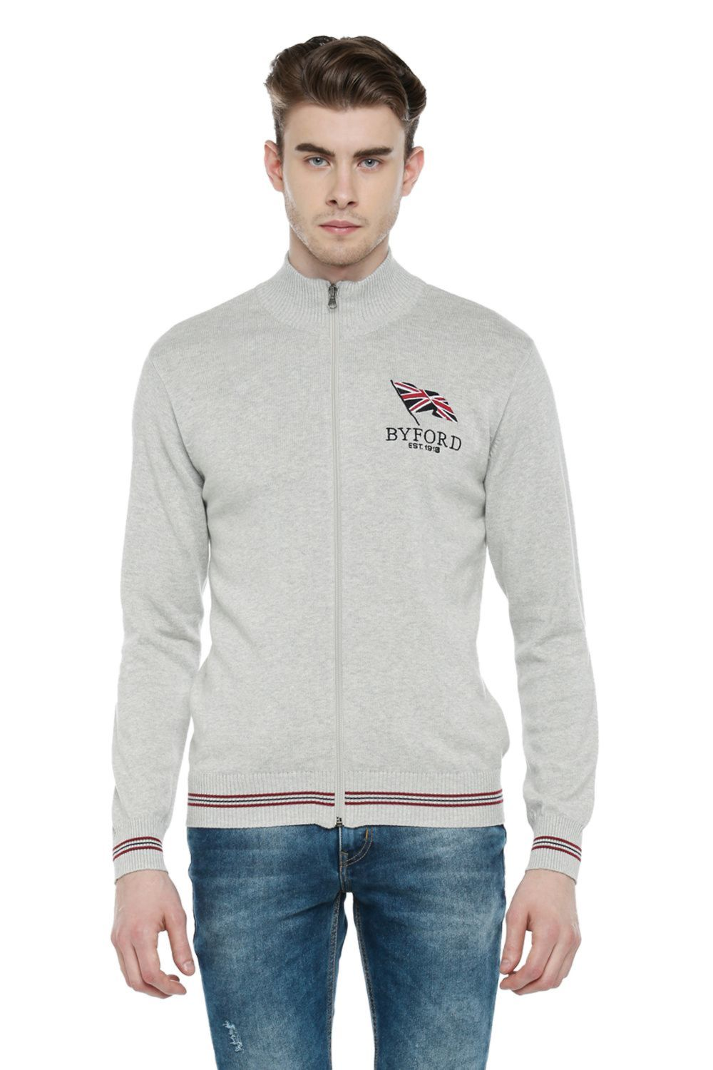 Shop Sweatshirts for Men Online in India at Pantaloons Online Store fd5003b0e