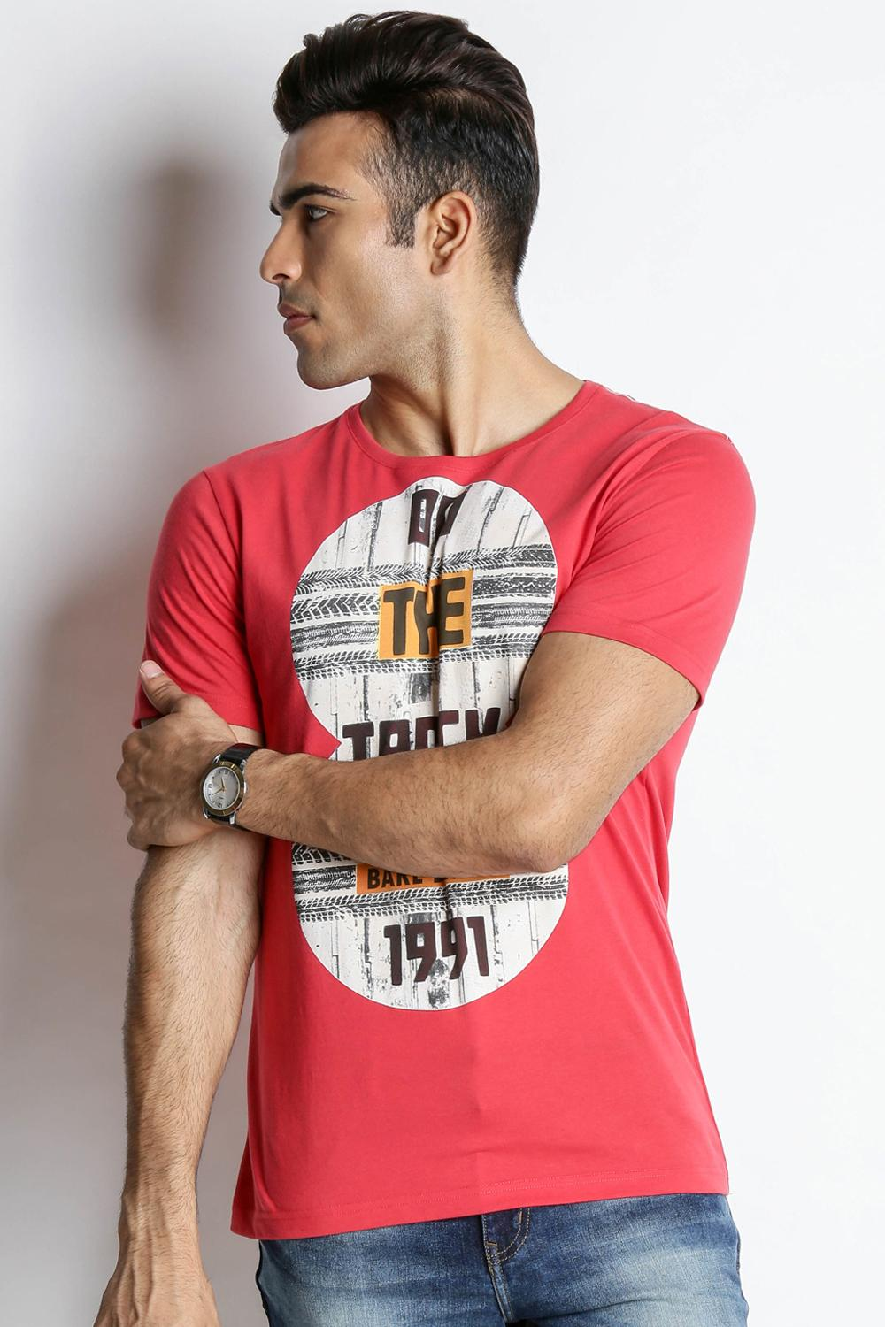 4ebee4c4b41 Buy T Shirts for Men Online with Best Price in India
