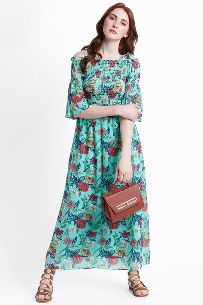 popular stores excellent quality unique style Honey by Pantaloons Dresses, Pantaloons Green Dress for ...