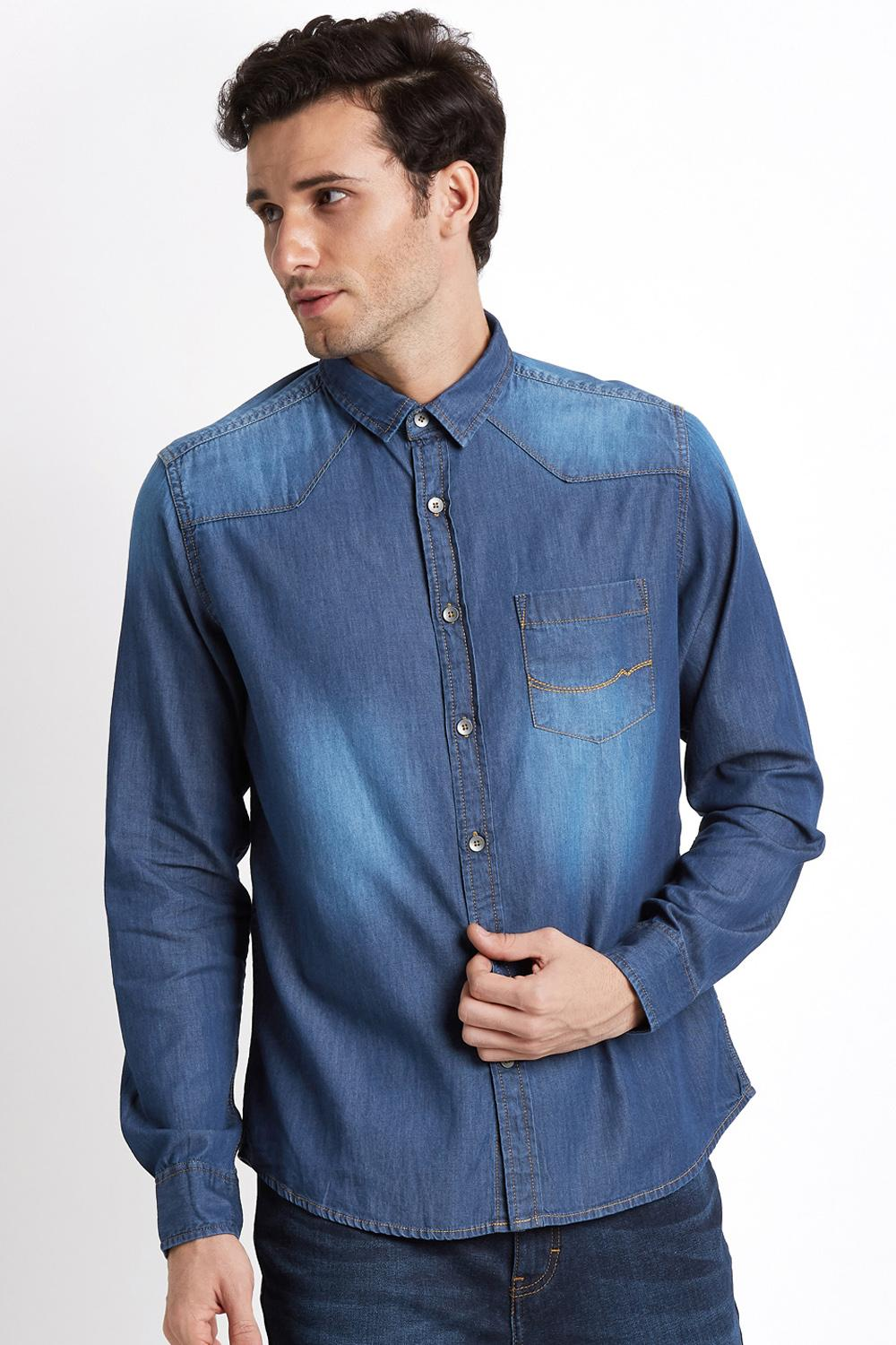 78a6b0a1278 Buy Mens Casual and Formal Shirts Online with Affordable Price in ...