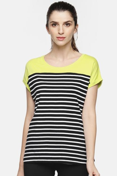 57c791beac449 Ajile Tees & Tops for Women, Pantaloons Yellow Top for Women at ...