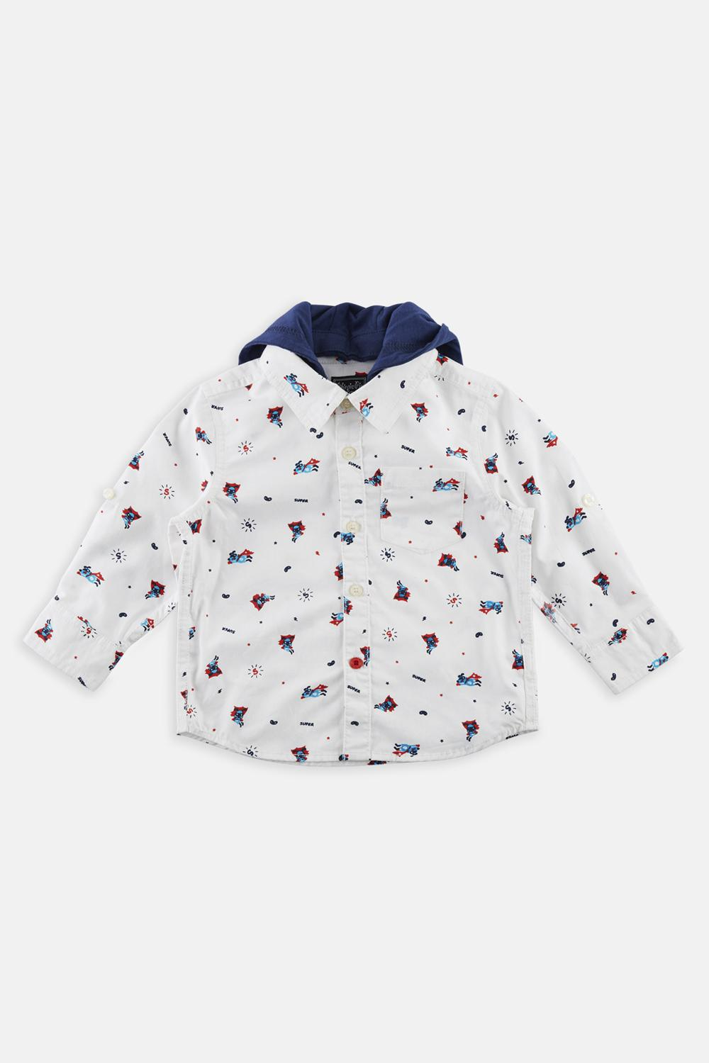 4b5448a03be6 Shop Infant Boys Shirts and Sweaters