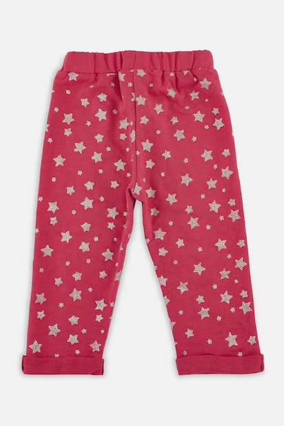 Chirpie Pie Bottoms Leggings Pantaloons Pink Pants For Girls At