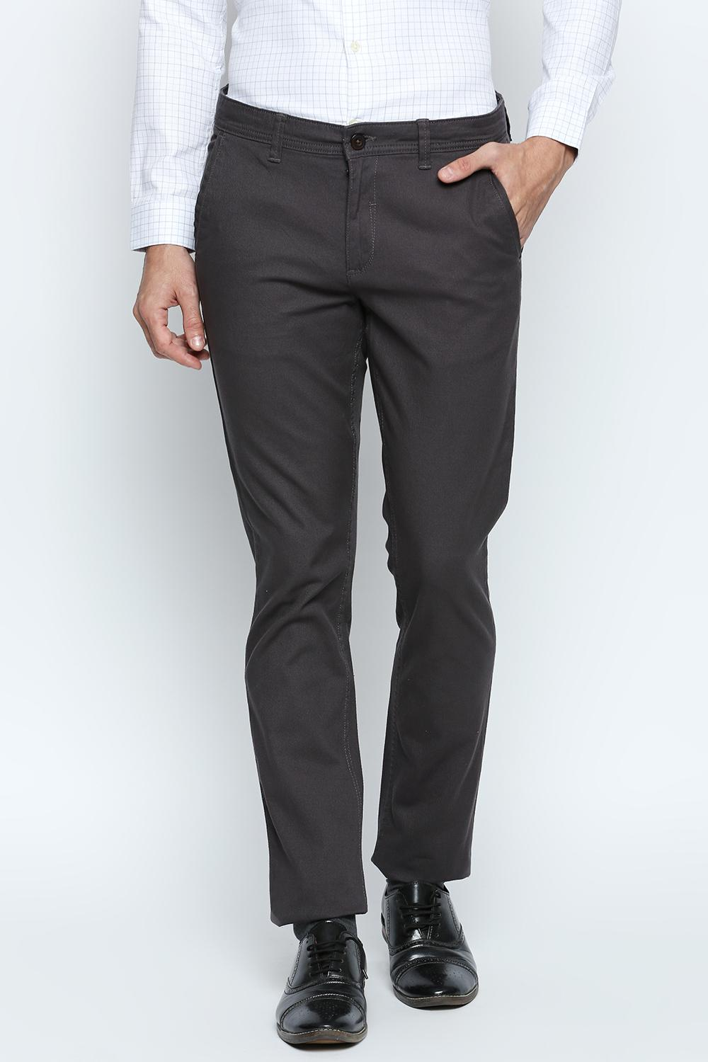 94dbf113 Buy Mens Trousers and Chinos Online in India | Pantaloons