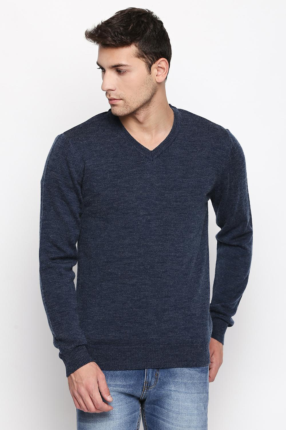 8dd44495adaa Shop Sweaters for Men Online in India at Pantaloons Online Store