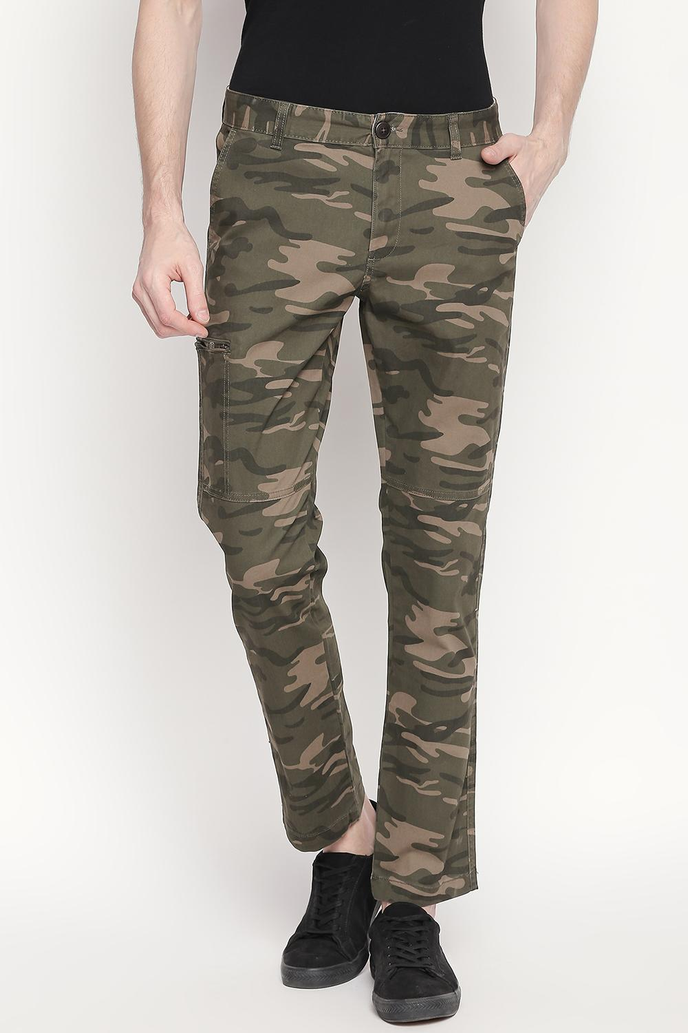 7ae027f1b0fa Buy Mens Trousers and Chinos Online in India | Pantaloons