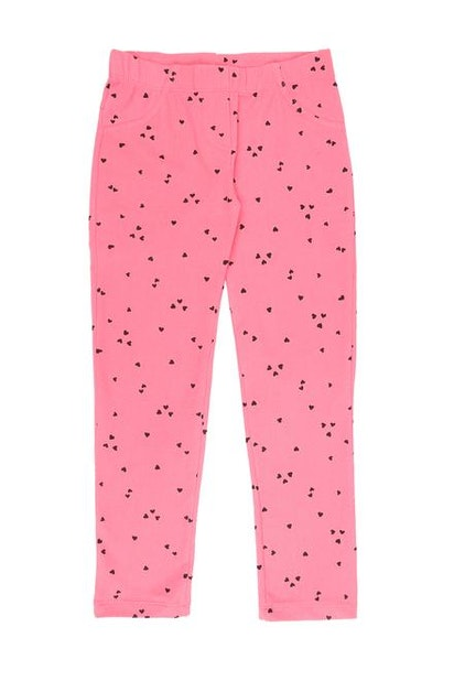 2cf4688395 Pantaloons Junior Bottoms & Leggings, Girls Printed Cotton Leggings ...
