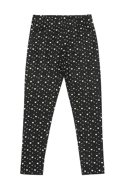 cbf1f238c5 Pantaloons Junior Bottoms & Leggings, Girls Solid Cotton Jeggings ...
