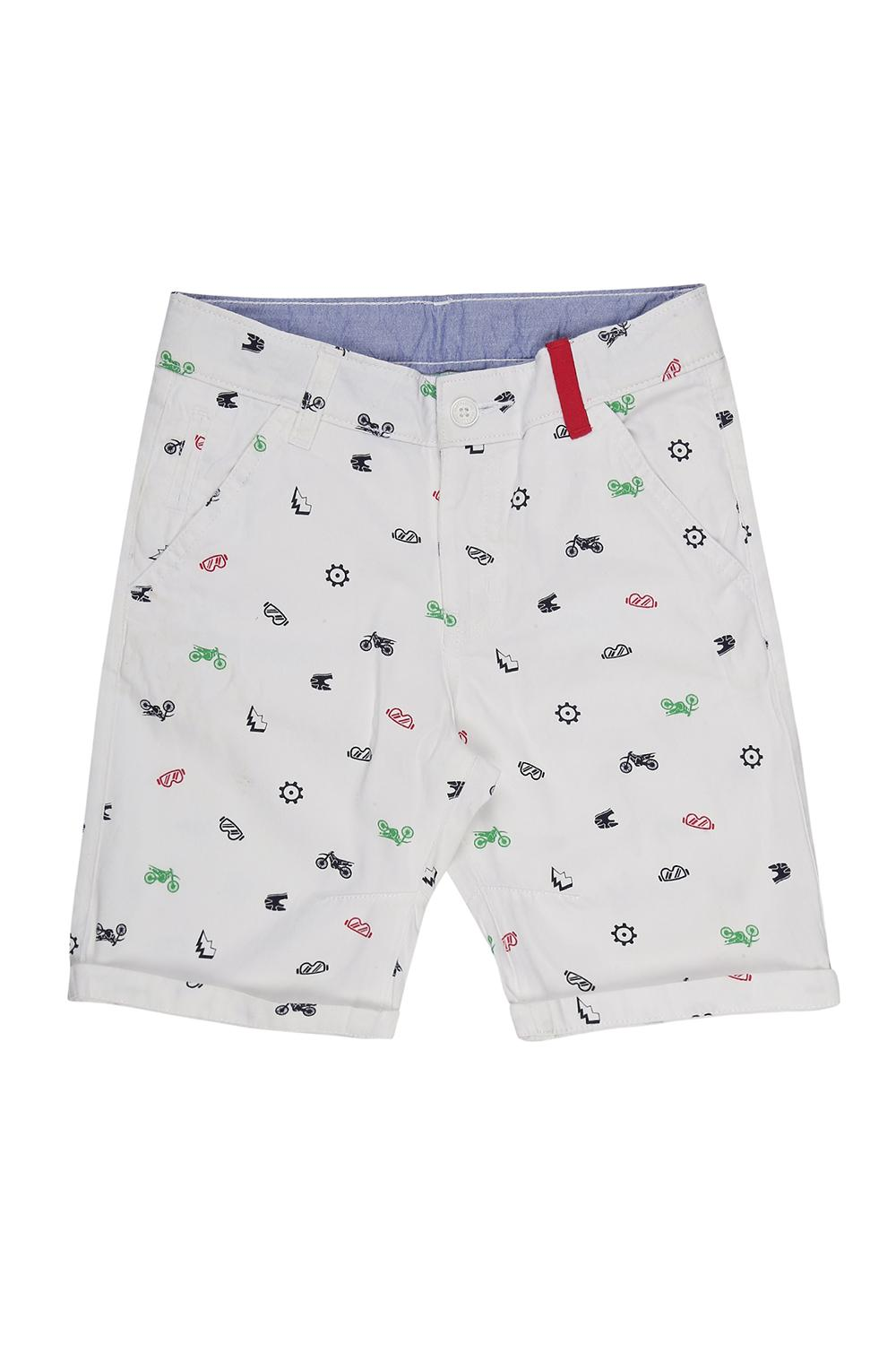 303e861763 Pantaloons Junior Shorts & Bermudas, Boys Printed Casual Shorts for ...
