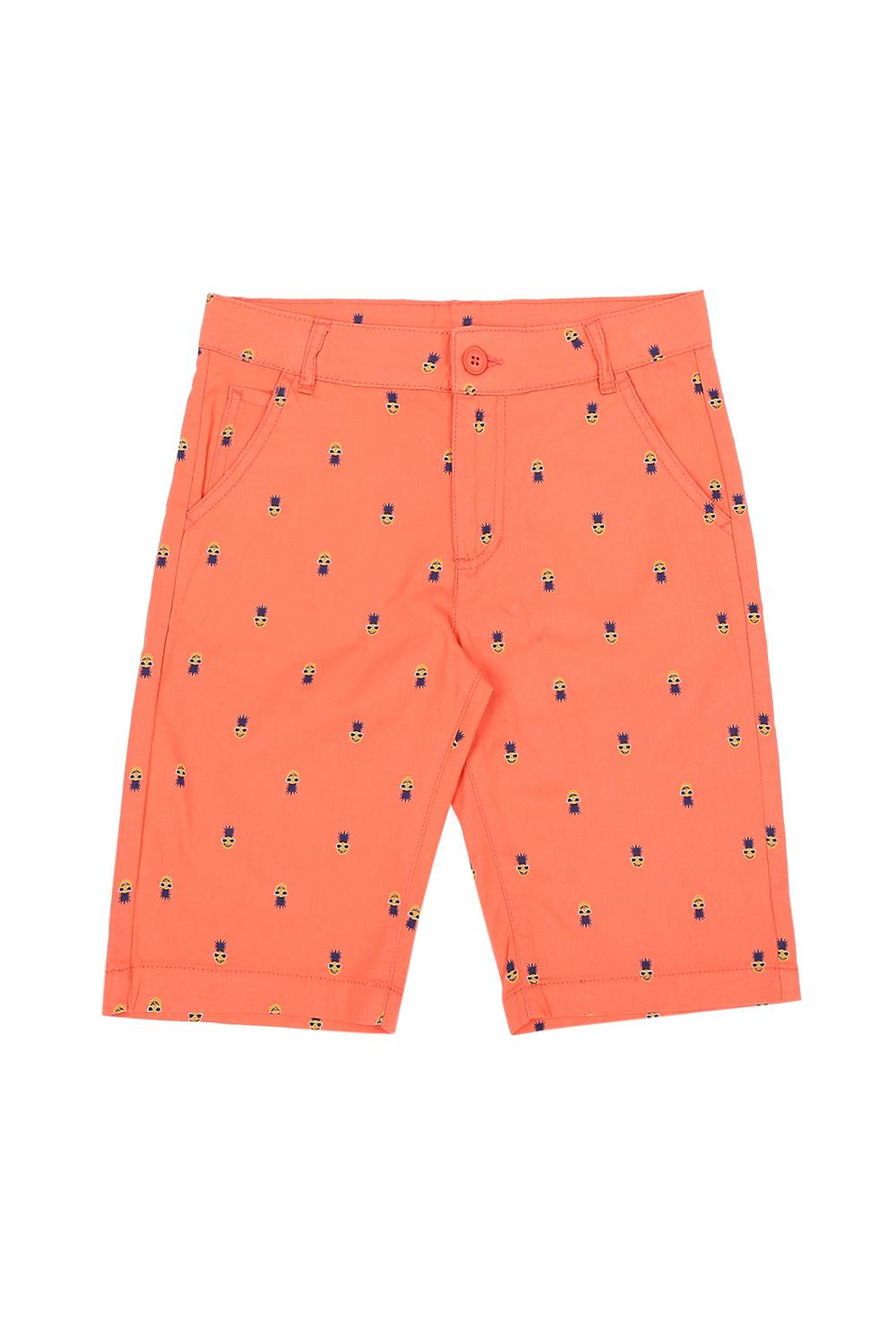 8a728c47b8 Pantaloons Junior Bottoms, Boys Printed Casual Shorts for Boys at ...
